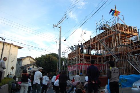 上棟しました!~上福元町の家_d0174072_1734549.jpg