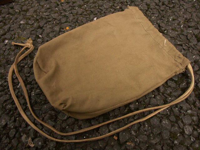 陸軍下士官兵用日用品袋・被服手入具~洗面具等 (売却済) _a0154482_15463744.jpg