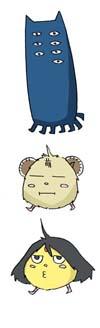 小島アジコ/著『よりぬき となりの801ちゃん』コミック11月11日発売!!_e0025035_14401499.jpg