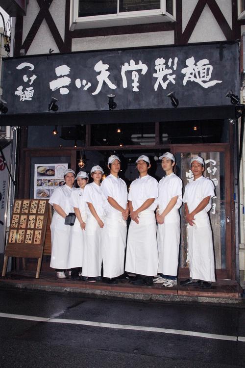 三ツ矢堂製麺 玉川学園前店 本日オープン!!!_e0173239_1693928.jpg