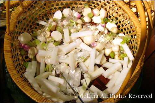有機野菜食べ放題・『春秋 SHUNJU』_c0131054_11563894.jpg