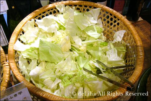 有機野菜食べ放題・『春秋 SHUNJU』_c0131054_11564543.jpg