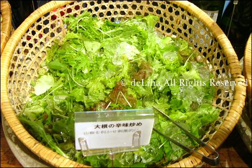 有機野菜食べ放題・『春秋 SHUNJU』_c0131054_11564691.jpg