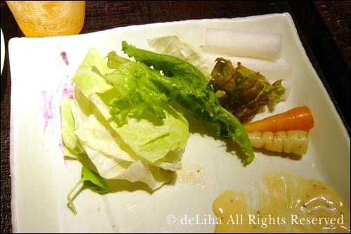 有機野菜食べ放題・『春秋 SHUNJU』_c0131054_11591892.jpg