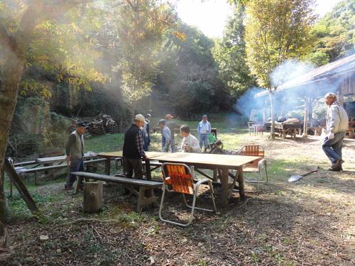 岬高校「MISAKIプロジェクト2010」;孝子の森植樹サポート_c0108460_18293859.jpg