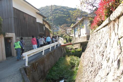 岬高校「MISAKIプロジェクト2010」;孝子の森植樹サポート_c0108460_20112518.jpg