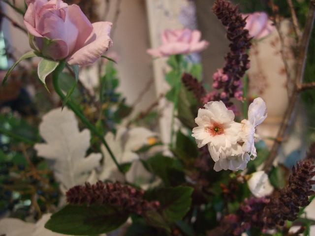 オークリーフ花の教室(山田さんの作品)_f0049672_17422620.jpg