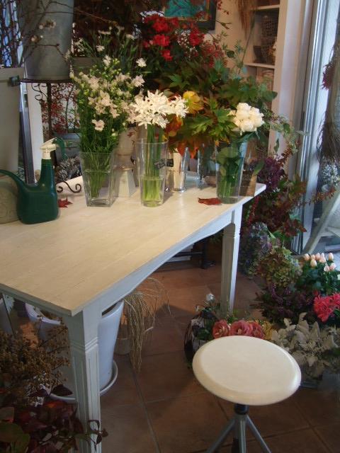 オークリーフ花の教室(山田さんの作品)_f0049672_17523487.jpg