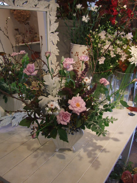 オークリーフ花の教室(山田さんの作品)_f0049672_17535218.jpg