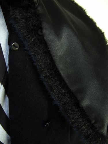 ファーの付け襟コート 「Charade(シャレード)」_e0115399_1250016.jpg