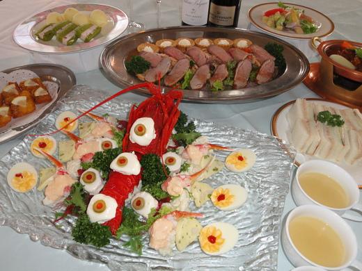 秋のおすすめ宴会パック レストラン菊水_d0162300_2210229.jpg