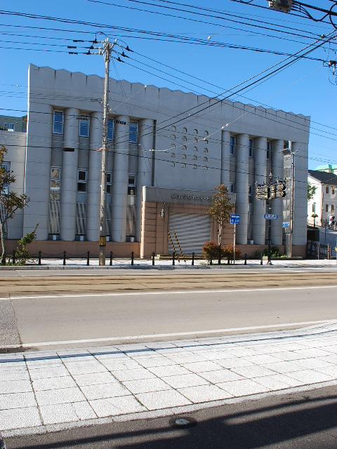 函館・百十三銀行本店(建築家・関根要太郎作品研究、その4)_f0142606_20572899.jpg