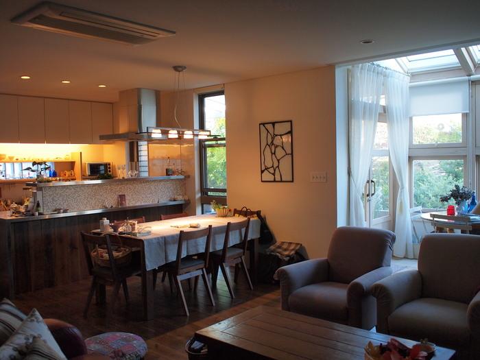 「鶴ヶ島の家」竣工から1年半……_f0230666_10575177.jpg