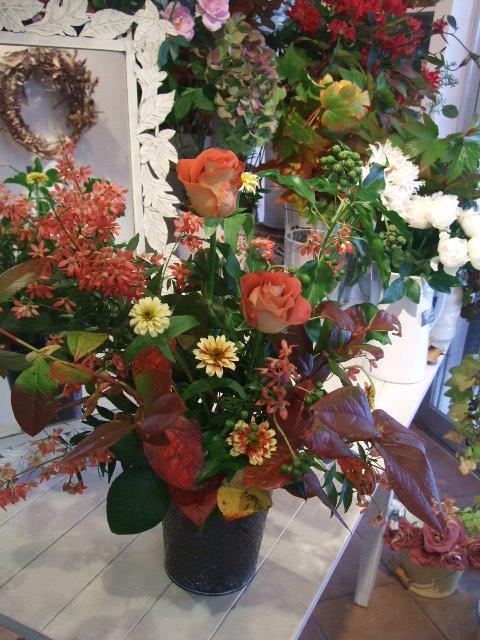 オークリーフ花の教室(島崎さんの作品)_f0049672_152486.jpg