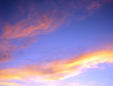 夕方から夜へ変わっていく空。_e0188087_8471794.jpg