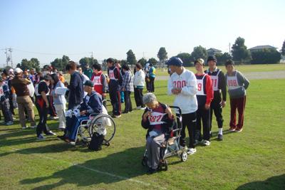 11/6津市で行われた三重県障がい者スポーツ大会に参加しました!_a0154110_9453612.jpg