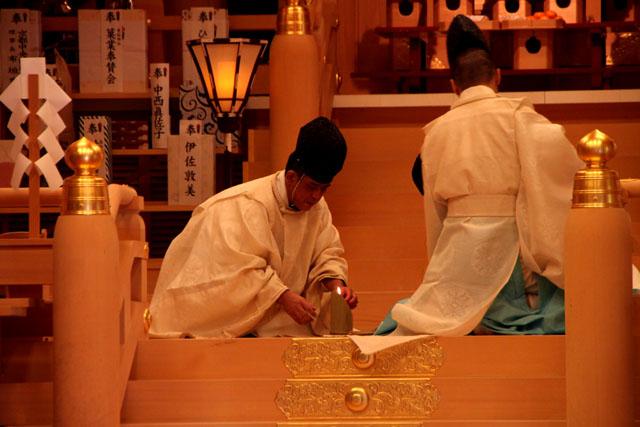 貴船神社 お火焚き祭1_e0048413_22372590.jpg