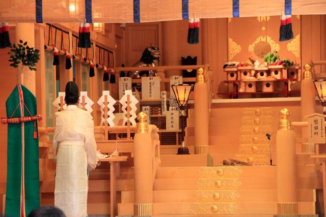 貴船神社 お火焚き祭1_e0048413_223741.jpg