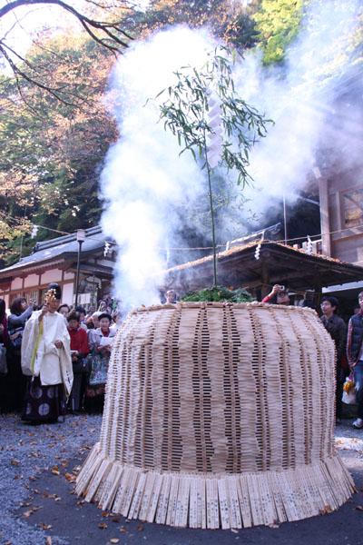 貴船神社 お火焚き祭 2_e0048413_23191325.jpg