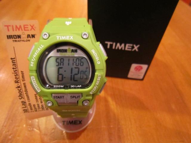 "TIMEX(タイメックス) \""IRONMAN SHOCK RESISTANT 30 LAP\""_f0191324_2411644.jpg"