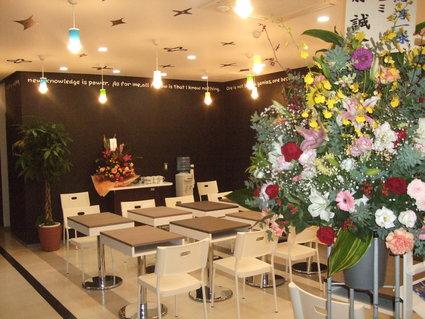 お花いっぱい!_b0195252_2011229.jpg