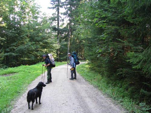 オパの散歩道3 歩いて旧東ドイツまで Jenaを目指して_f0116158_21585237.jpg