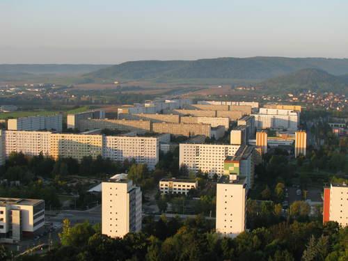 オパの散歩道3 歩いて旧東ドイツまで Jenaを目指して_f0116158_22124493.jpg