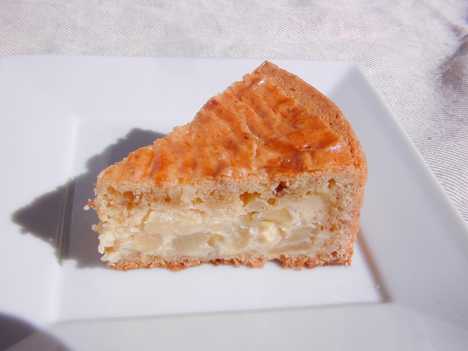 チーズケーキとオペラとガトーバスク(追記あり)_f0046663_5161889.jpg