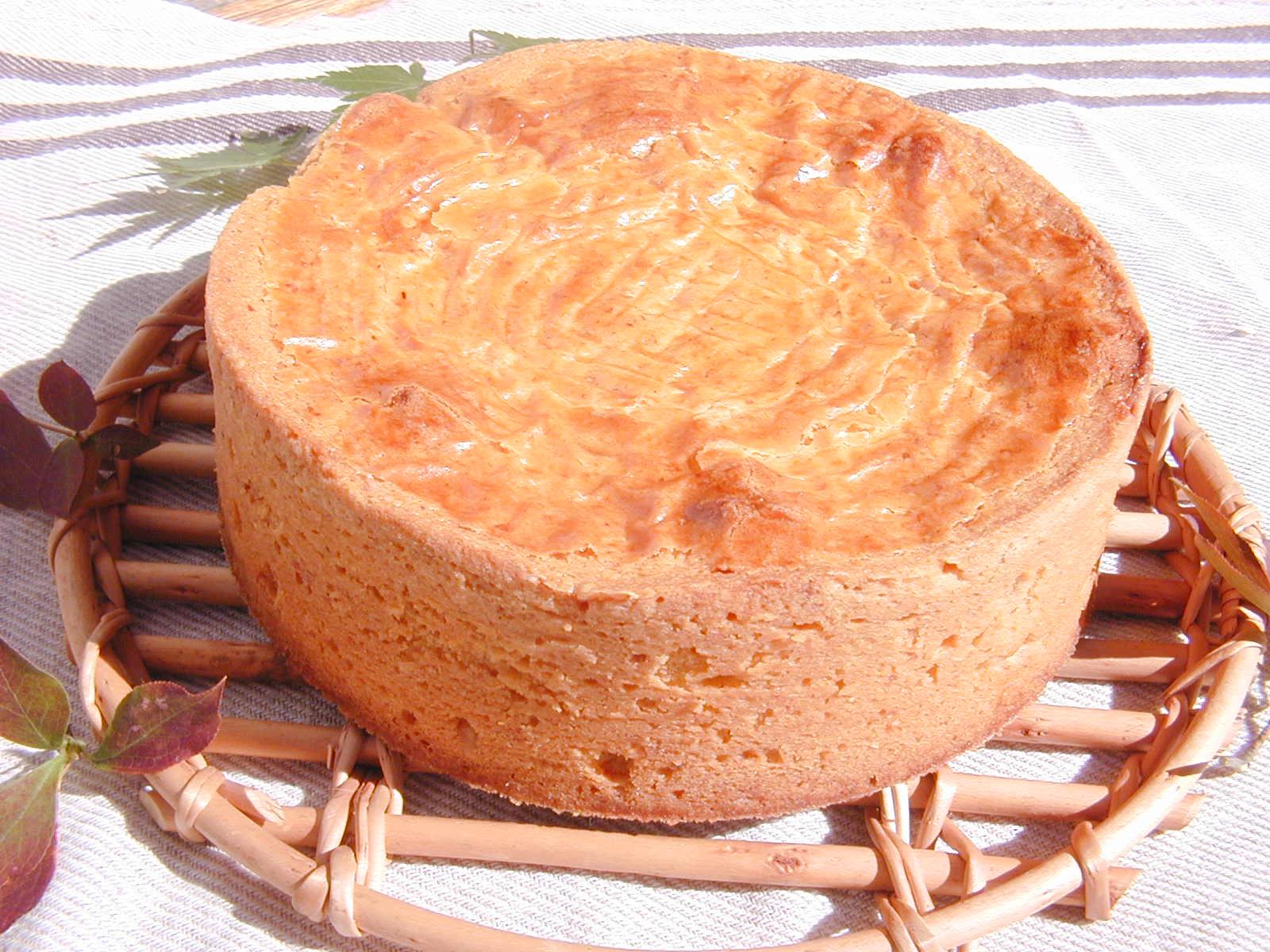 チーズケーキとオペラとガトーバスク(追記あり)_f0046663_581960.jpg