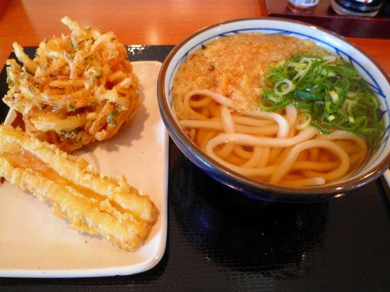 丸亀製麺    生野巽店_c0118393_9125046.jpg