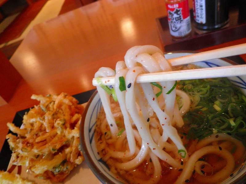 丸亀製麺    生野巽店_c0118393_916073.jpg
