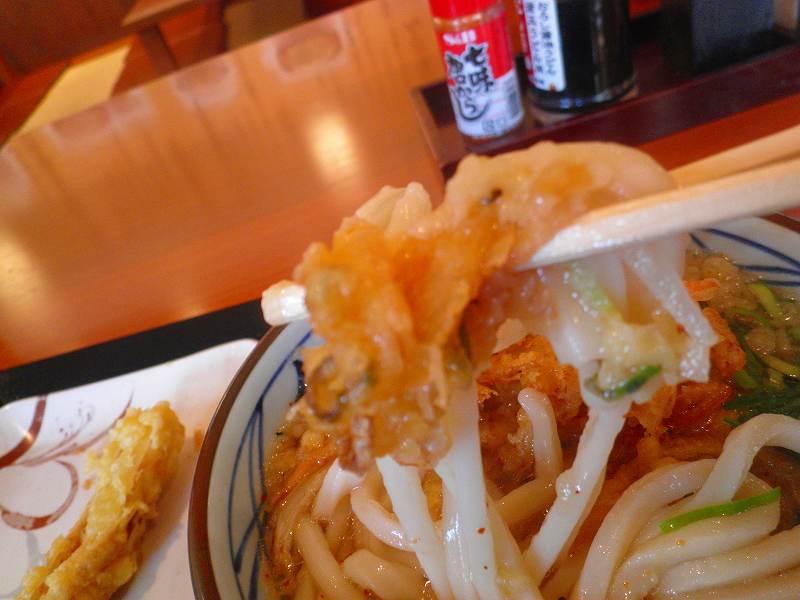 丸亀製麺    生野巽店_c0118393_926712.jpg