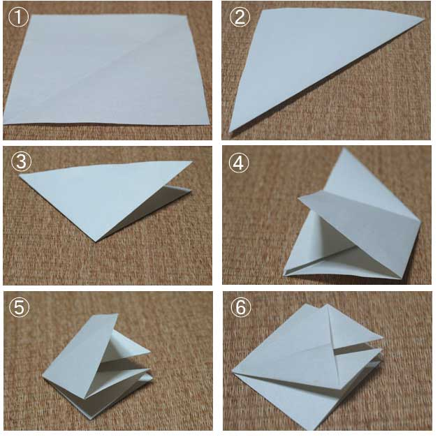 クリスマス 折り紙 マフィンカップ 折り紙 : maple1102.exblog.jp