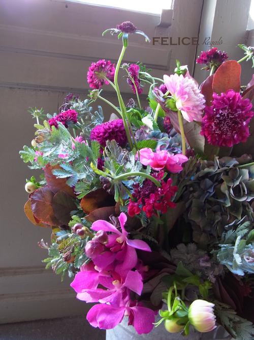 Parisでお花のレッスン!_f0134809_0173.jpg