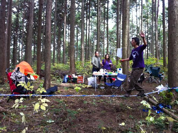 Camping☆_e0120173_22551398.jpg