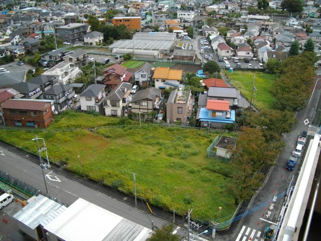 拝島三丁目整備工事 1_b0172896_220527.jpg