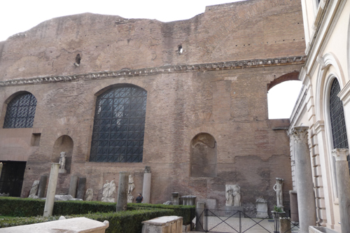 ローマのb&bでほっくりしています♪_f0106597_4332059.jpg