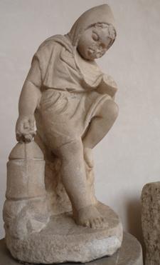 石棺も色々です~ローマ国立博物館_f0106597_6113153.jpg