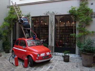 Parisのお洒落セレクトショップ 「merci」_f0134809_953205.jpg