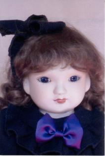 12/8-13 塚本しほ創作磁器人形 ~また夢を見てる~ 【創作磁器人形】_e0091712_235735.jpg
