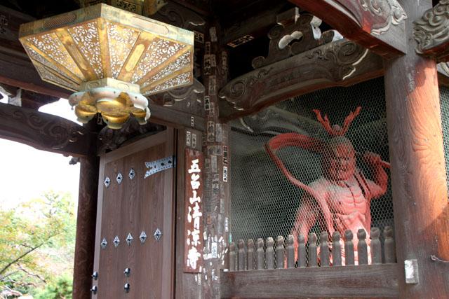 嵯峨釈迦堂(清涼寺)_e0048413_1843185.jpg