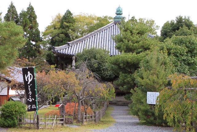 嵯峨釈迦堂(清涼寺)_e0048413_18432776.jpg