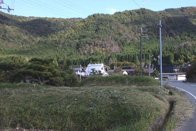 山里 越畑_e0048413_19313228.jpg