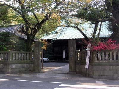 『牡丹燈籠』散歩2 根津清水谷の萩原新三郎寓居はどこにあったのか?  _f0147840_2146315.jpg