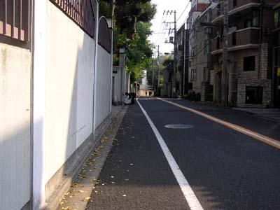 『牡丹燈籠』散歩2 根津清水谷の萩原新三郎寓居はどこにあったのか?  _f0147840_2241595.jpg
