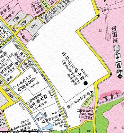 『牡丹燈籠』散歩2 根津清水谷の萩原新三郎寓居はどこにあったのか?  _f0147840_2251397.jpg