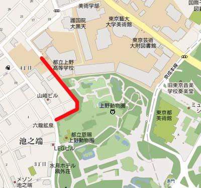 『牡丹燈籠』散歩2 根津清水谷の萩原新三郎寓居はどこにあったのか?  _f0147840_23234254.jpg