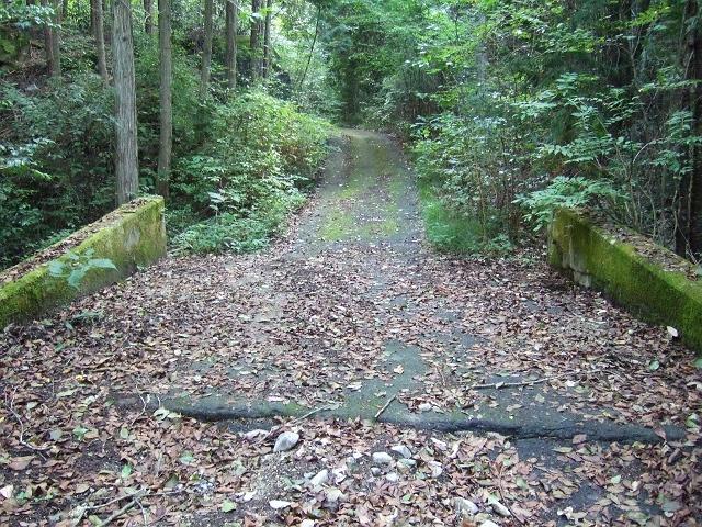 県道335号線 笹ヶ峠の「険道」を行く その2_b0095061_9591912.jpg