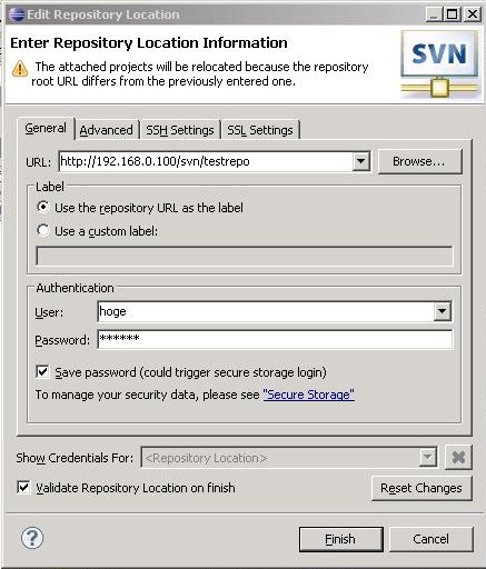 LinuxでSubVersionを構築しEclipse Subversive から使う_e0091163_0101125.jpg