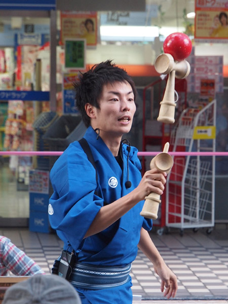 大道芸W-Cup in Sizuoka 2010 その5_d0068664_2323778.jpg